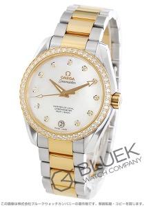 オメガ シーマスター アクアテラ ダイヤ 腕時計 ユニセックス OMEGA 231.25.39.21.55.002