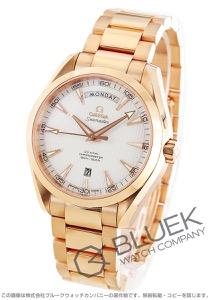 オメガ シーマスター アクアテラ デイデイト RG金無垢 腕時計 メンズ OMEGA 231.50.42.22.02.001