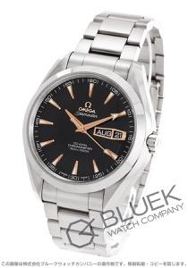 オメガ シーマスター アクアテラ アニュアルカレンダー WG金無垢 腕時計 メンズ OMEGA 231.50.43.22.01.001