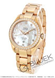 オメガ シーマスター アクアテラ ダイヤ 腕時計 レディース OMEGA 231.55.34.20.55.003