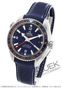 オメガ シーマスター プラネットオーシャン グッドプラネット GMT 600m防水 腕時計 メンズ OMEGA 232.32.44.22.03.001