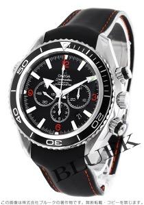 オメガ シーマスター プラネットオーシャン クロノグラフ 600m防水 腕時計 メンズ OMEGA 2910.51.82