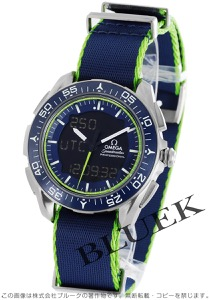 オメガ スピードマスター スカイウォーカー クロノグラフ 腕時計 メンズ OMEGA 318.92.45.79.03.001