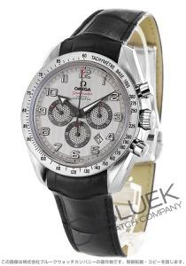 オメガ スピードマスター ブロードアロー クロノグラフ アリゲーターレザー 腕時計 メンズ OMEGA 321.13.44.50.02.001