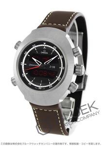 オメガ スピードマスター スペースマスター Z-33 クロノグラフ 腕時計 メンズ OMEGA 325.92.43.79.01.002