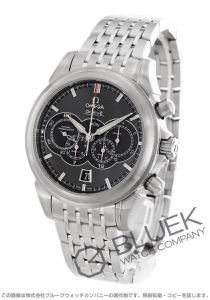 オメガ デビル クロノスコープ コーアクシャル 4カウンター クロノグラフ 腕時計 メンズ OMEGA 422.10.41.52.06.001