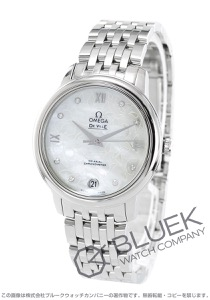 オメガ デビル プレステージ バタフライ ダイヤ 腕時計 レディース OMEGA 424.10.33.20.55.001
