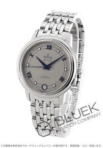 オメガ デビル プレステージ ダイヤ 腕時計 レディース OMEGA 424.10.33.20.56.002