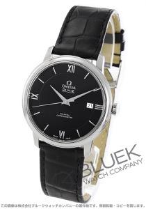 オメガ デビル プレステージ アリゲーターレザー 腕時計 メンズ OMEGA 424.13.40.20.01.001