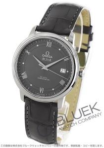 オメガ デビル プレステージ アリゲーターレザー 腕時計 メンズ OMEGA 424.13.40.20.06.001
