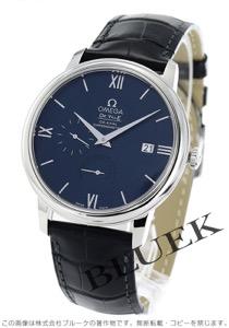 オメガ デビル プレステージ パワーリザーブ アリゲーターレザー 腕時計 メンズ OMEGA 424.13.40.21.03.001