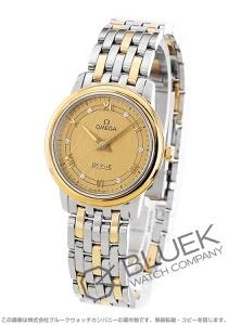 オメガ デビル プレステージ ダイヤ 腕時計 レディース OMEGA 424.20.27.60.58.004