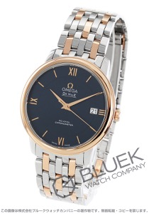 オメガ デビル プレステージ 腕時計 メンズ OMEGA 424.20.37.20.03.002