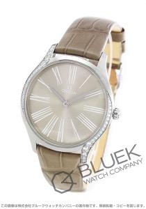 オメガ デビル トレゾア ダイヤ アリゲーターレザー 腕時計 レディース OMEGA 428.18.39.60.13.001