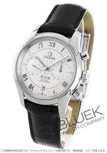 オメガ デビル コーアクシャル クロノグラフ アリゲーターレザー 腕時計 メンズ OMEGA 431.13.42.51.02.001