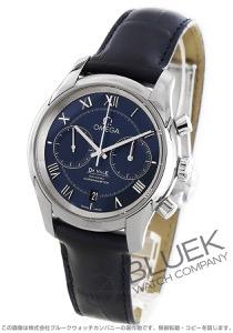 オメガ デビル コーアクシャル クロノグラフ アリゲーターレザー 腕時計 メンズ OMEGA 431.13.42.51.03.001