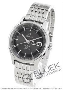 オメガ デビル アワービジョン アニュアルカレンダー 腕時計 メンズ OMEGA 431.30.41.22.06.001