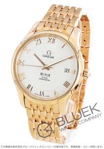 オメガ デビル コーアクシャル RG金無垢 腕時計 メンズ OMEGA 431.50.41.21.02.001