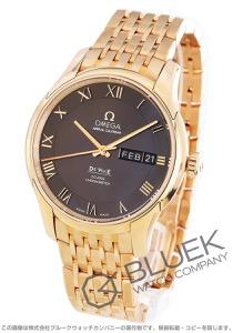 オメガ デビル アニュアルカレンダー RG金無垢 腕時計 メンズ OMEGA 431.50.41.22.13.001