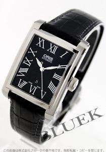 オリス レクタンギュラー 腕時計 メンズ ORIS 561 7657 4074D