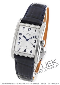 オリス レクタンギュラー デイト 腕時計 メンズ ORIS 561 7693 4031D