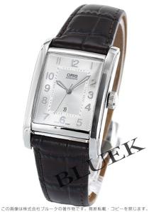 オリス レクタンギュラー デイト 腕時計 メンズ ORIS 561 7693 4061D