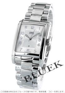 オリス レクタンギュラー デイト 腕時計 メンズ ORIS 561 7693 4061M