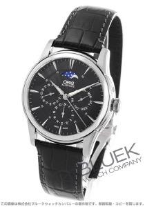 オリス アートリエ コンプリケーション ムーンフェイズ 腕時計 メンズ ORIS 582 7689 4054D