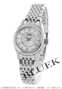 オリス ビッグクラウン 腕時計 レディース ORIS 594 7680 4061M