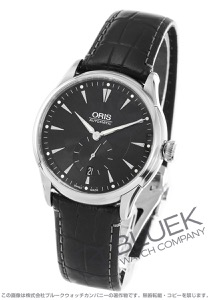 オリス アートリエ スモールセコンド デイト 腕時計 メンズ ORIS 623 7582 4074D