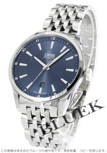 オリス アーティックス デイト 腕時計 メンズ ORIS 733 7642 4035M