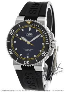 オリス アクイス デイト 300m防水 腕時計 メンズ ORIS 733 7653 4127R
