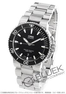 オリス アクイス デイト 300m防水 腕時計 メンズ ORIS 733 7653 4154M