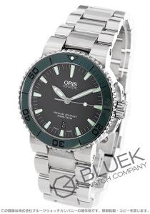 オリス アクイス デイト 300m防水 腕時計 メンズ ORIS 733 7653 4157M