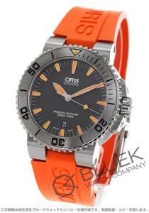 オリス アクイス デイト 300m防水 腕時計 メンズ ORIS 733 7653 4158RO