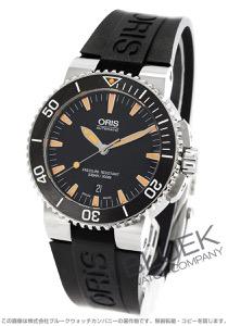 オリス アクイス デイト 300m防水 腕時計 メンズ ORIS 733 7653 4159R