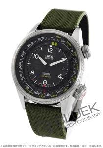 オリス ビッグクラウン プロパイロット アルティメーター GIGN 世界限定500本 腕時計 メンズ ORIS 733 7705 4184D
