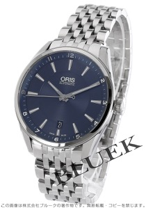 オリス アーティックス デイト 腕時計 メンズ ORIS 733 7713 4035M