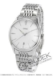 オリス アートリエ デイト 腕時計 メンズ ORIS 733 7721 4051M