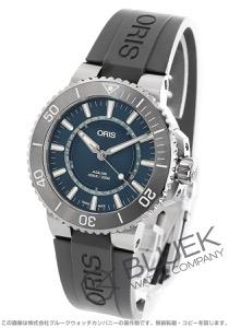 オリス アクイス デイト ソース オブ ライフ 世界限定2343本 300m防水 腕時計 メンズ ORIS 733 7730 4125R