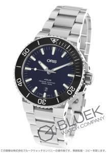 オリス アクイス デイト 300m防水 腕時計 メンズ ORIS 733 7730 4135M