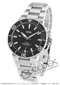 オリス アクイス デイト 300m防水 腕時計 メンズ ORIS 733 7730 4154M