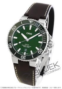 オリス アクイス デイト 300m防水 腕時計 メンズ ORIS 733 7730 4157D