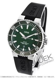 オリス アクイス デイト 300m防水 腕時計 メンズ ORIS 733 7730 4157R