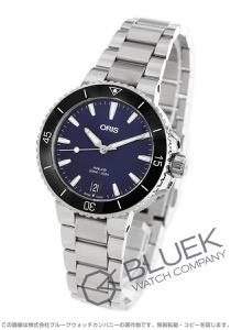 オリス アクイス デイト 300m防水 腕時計 レディース ORIS 733 7731 4135M