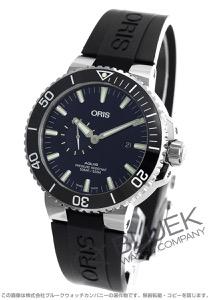 オリス アクイス スモールセコンド デイト 500m防水 腕時計 メンズ ORIS 743 7733 4135R