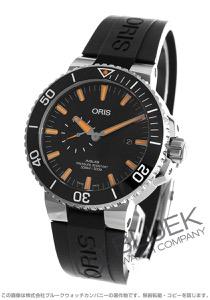 オリス アクイス スモールセコンド デイト 500m防水 腕時計 メンズ ORIS 743 7733 4159R