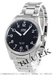 オリス ビッグクラウン プロパイロット 腕時計 メンズ ORIS 751 7697 4164M
