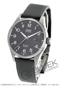 オリス ビッグクラウン プロパイロット 腕時計 メンズ ORIS 752 7698 4063DGY