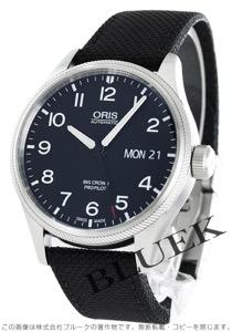 オリス ビッグクラウン プロパイロット 腕時計 メンズ ORIS 752 7698 4164D